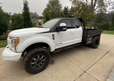 2016 Ford F-350 Dually Stake Truck